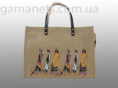Сумка женская пляжная (F5009), купить сумки пляжные в Киеве, Украине.