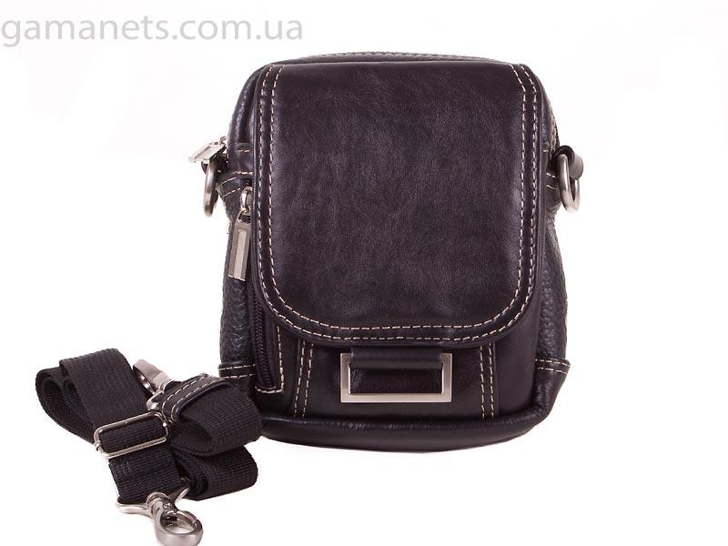 Кожаная мужская поясная сумка PEKOTOF (ПЕКОТОФ)(Pek10-11-pblack-2) Материал: натуральная кожа Размеры: 13х.