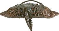 Женский аксессуар.  Корзина.  Кожа крокодила.  11,184 грн.