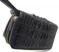 Ручная сумочка (клатч) из кожи крокодила (WOR-15)