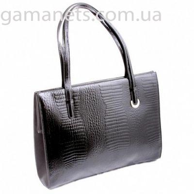 Сумка женская Wanlima (117-4 черн), купить кожаную сумку в Киеве...